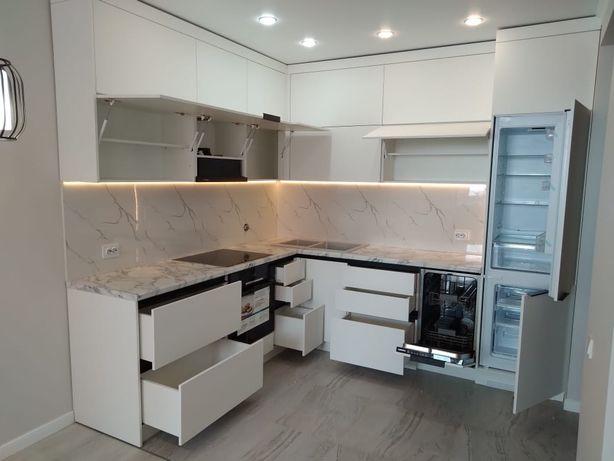 Изготовим кухонные гарнитуры, кухни, кухонную мебель