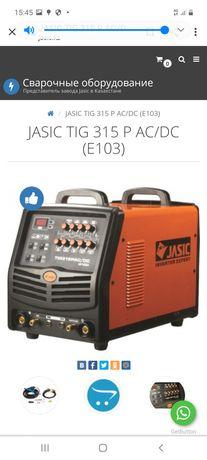 Продом аргон Jasic 315 AC/DC E106