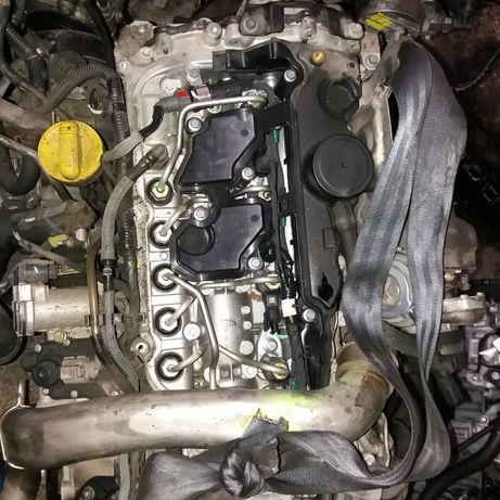 motor 2.0 dci renault trafic euro 4