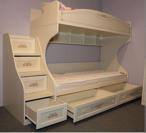 Двухъярусная кровать ЛЮЧИЯ