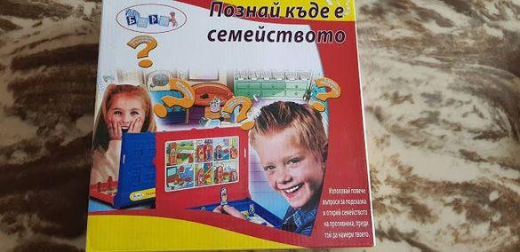 Детска занимателна игра