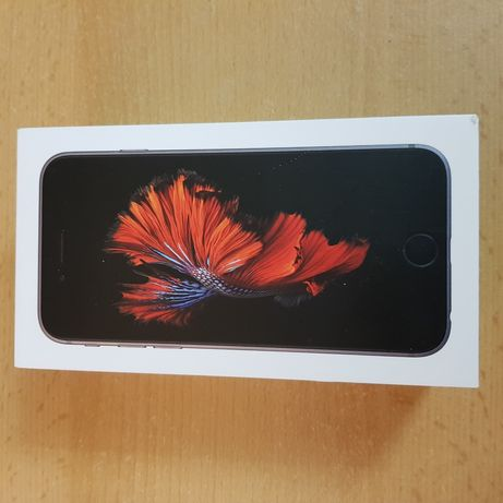 Cutie iPhone 6s space gray 32 gb