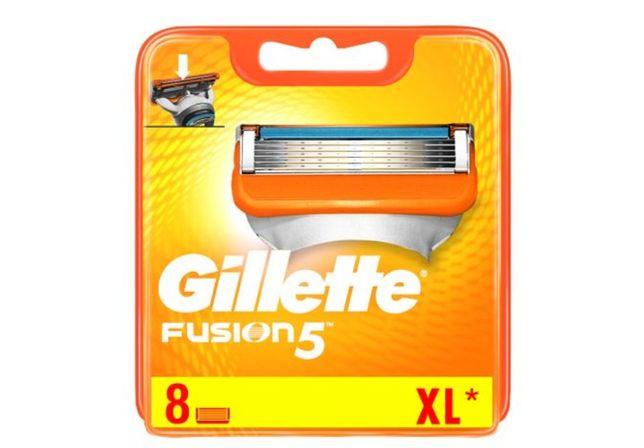 Rezerve Gillette Fusion Manual