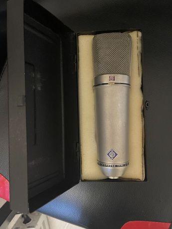 Vintage Neumann 87 u студийный микрофон 74 года