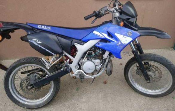 Супермото Yamaha dt 50/90 НА ЧАСТИ