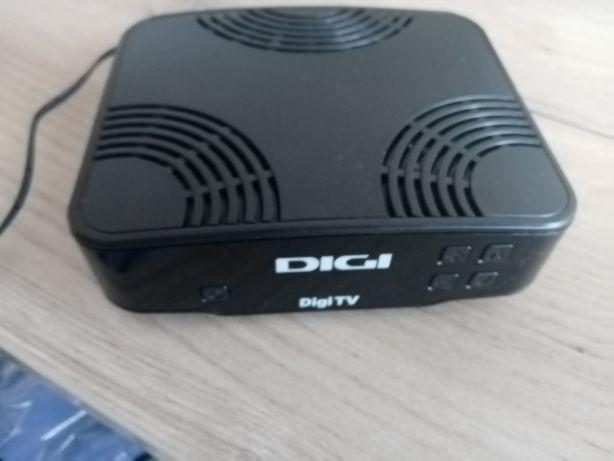 Decodor DIGI TV satelit HD
