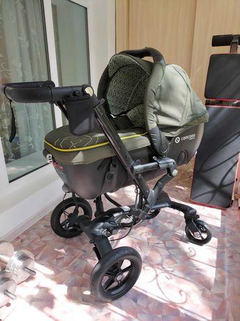 Детская коляска concord 3 в 1