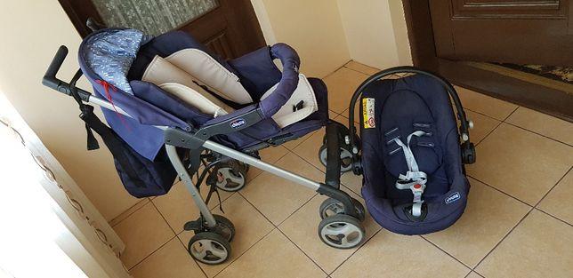 Carucior sport 3 in 1 Chicco Sprint Bleu