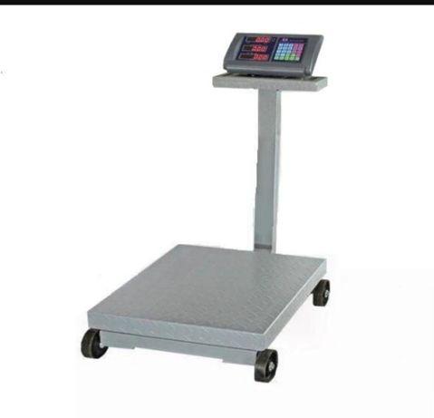 Cantar electronic 1500 kg brat rabatabil platforma groasa striata