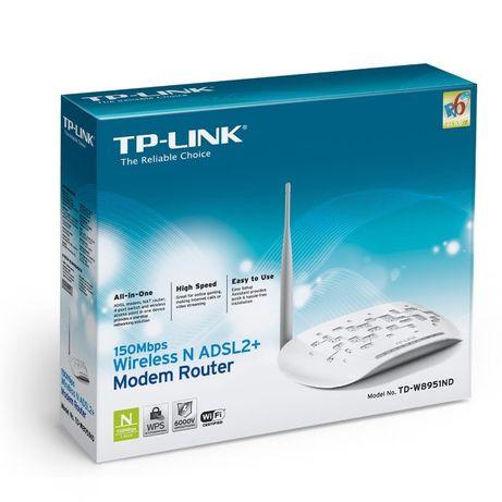Продам модем-маршрутизатор TD-W8951ND для Мегайн.