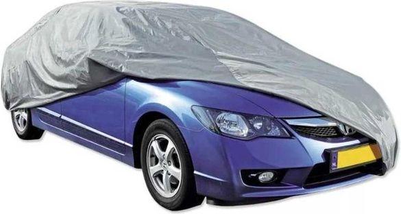 Покривало брезент за автомобили размер Л