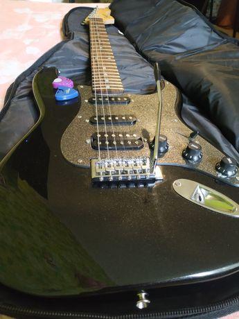 Электро гитара Fender Squire Strat серии Affinity.