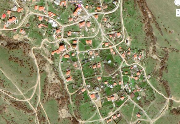 Продавам прекрасен парцел, с.Емона, Бургаска област