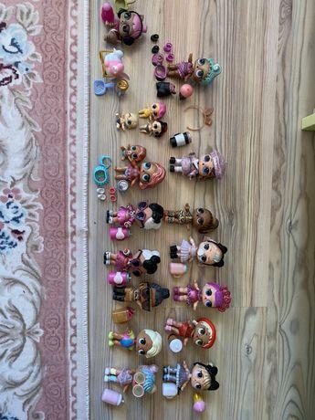 Кукли ЛОЛ Dolls LOL