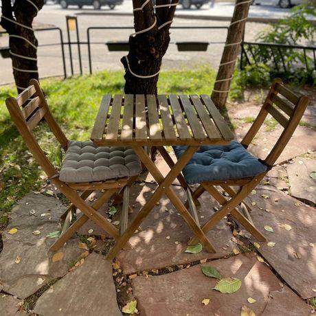 Летник столы стулья из IKEA
