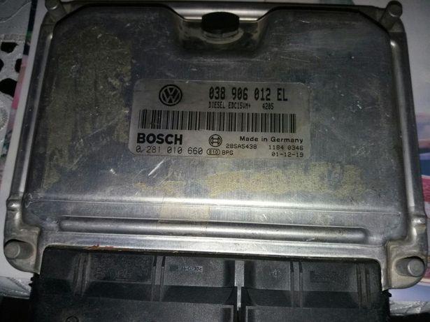 Calculator motor Vw 038906012EL
