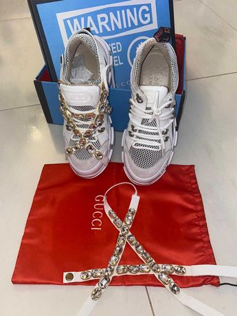 Sneakers Gucci Flashtrek noi