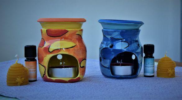 Керамични арома лампи