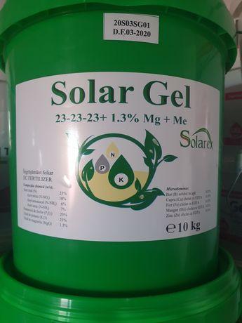 Fertilizant Solar Gel 23-23-23+ Me + Mg