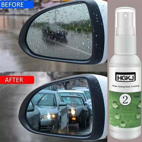 Hidrofug spray pentru geamuri de masina