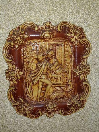 Tablou sculptura ceramica