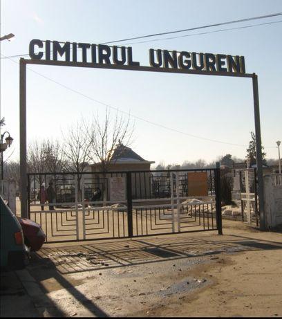 Locuri de veci cimitir Ungureni