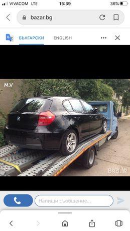 BMW / БМВ E81,E87 n47d20a 177