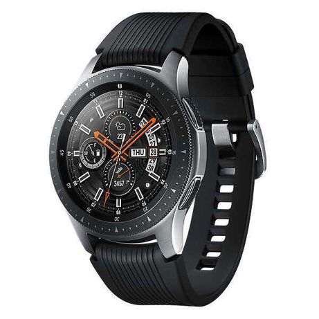 Samsung  Galaxy Watch SM-R800NZSASKZ  46 mm  Silver(396633)