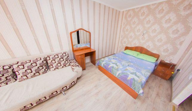 Домовенок! 1 Ком. Квартира Посуточно-Понедельно в центре. КТВ / Wi-Fi