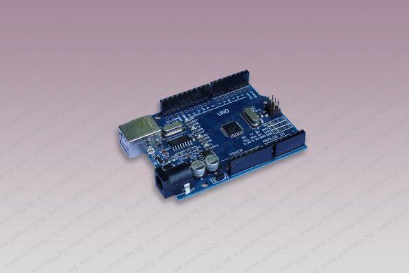 ANIMABG Платка Arduino UNO R3 ATmega328P