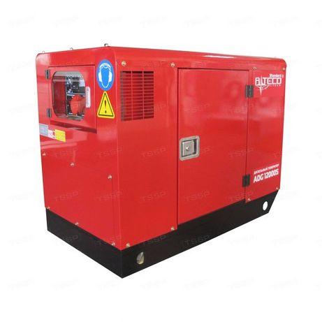 Дизельный генератор ALTECO ADG 12000 S + ATS/10кВт/380В АВР
