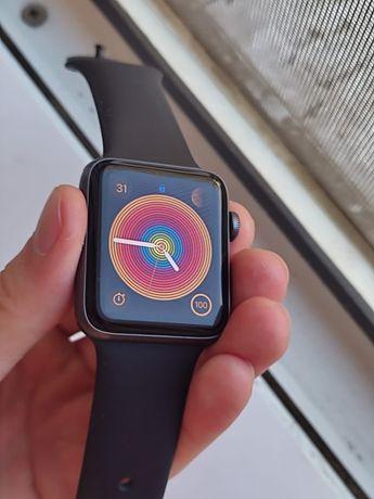 Apple watch 2 42mm продам оригинал полный комплект без минусов