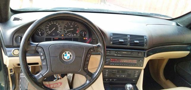 BMW532 строкер. М52