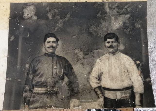 Fotografie veche unguri