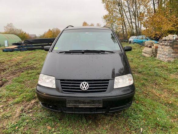 VW Sharan 1.9tdi 116k.c. На части !!!