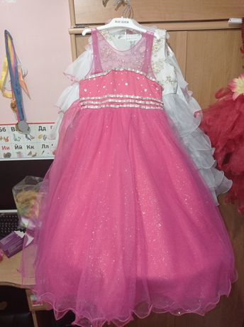 Продам шикарное детское платье цена 14000т