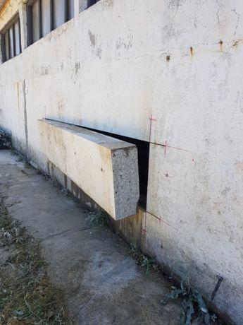 taieri pereti beton armat demolari fundatii plansee grinzi carotare