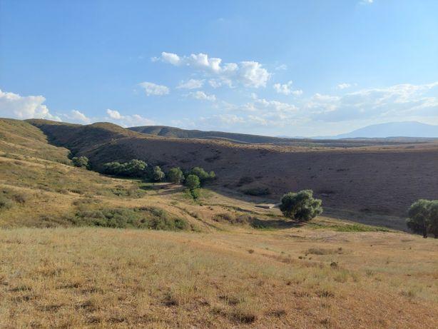 Продам участок 13,4 гектар в Алматинской области