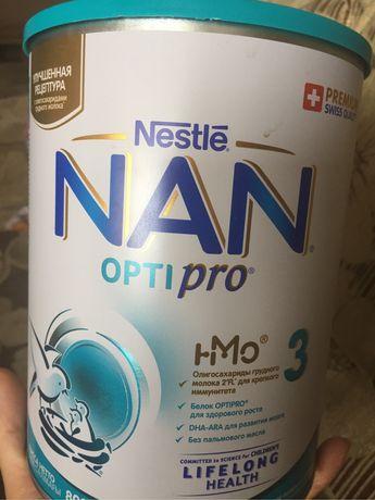 Продам смесь Nan nestle optipro 3