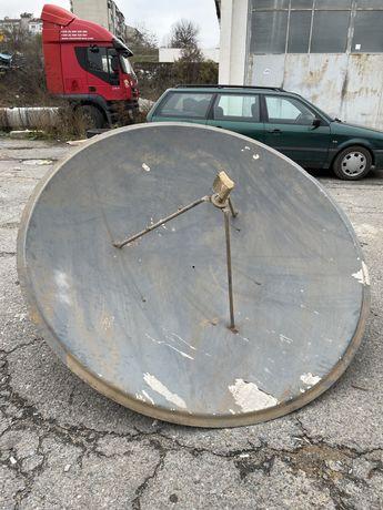 Сателитна антена параклипс 1,80м.