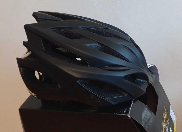 Casca WAG Neutron Neagra M bicicleta