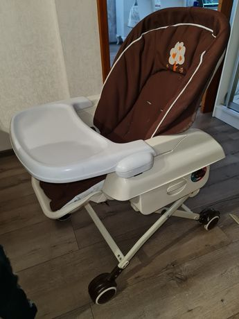 Детский стульчик люлька с 0 до 4лет