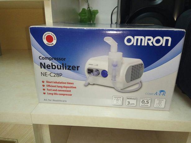 Небулайзер компрессорный ингалятор Омрон