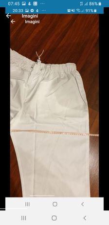 Pantaloni bucatari mari