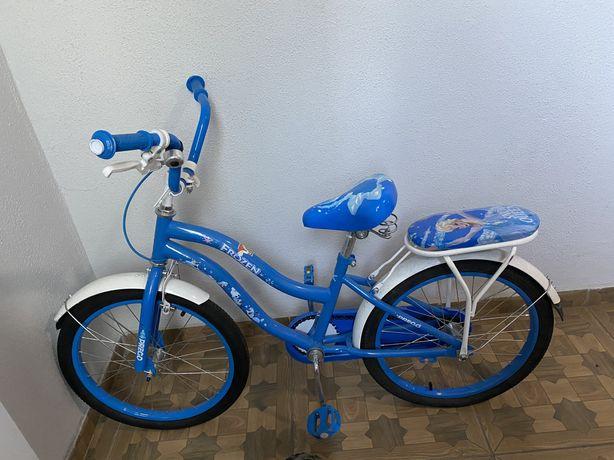 Детский велосипед Эльза