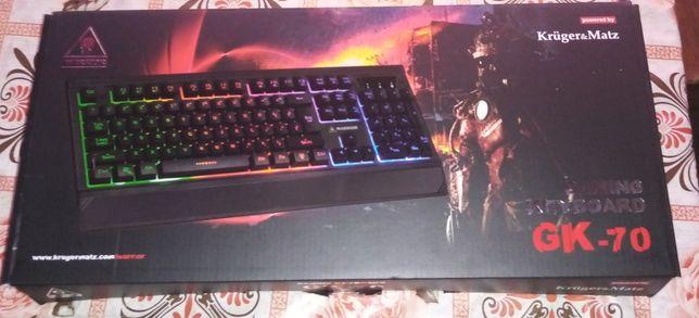 Tastatura Gaming Keyboard GK-70