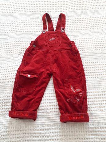 Детский зимний комбинезон (детская куртка)