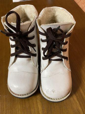 Ортопедические ботинки размер 25