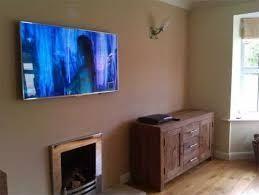 Установка телевизоров на стену