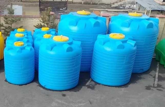 Ёмкости пластиковые, баки для воды